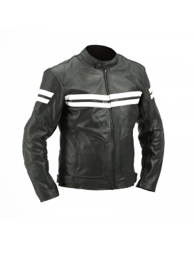 Brixton Nero Leather Jacket